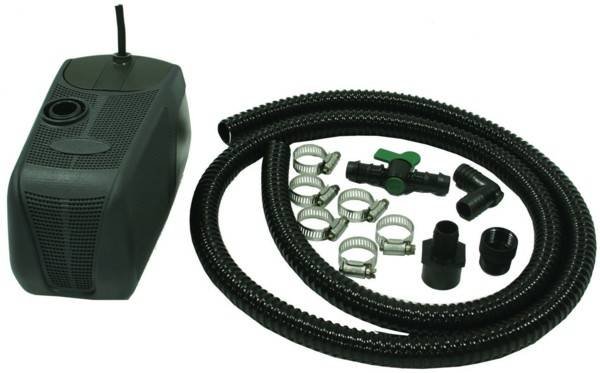 Aquascape AquaBasin Ultra Pump Kits