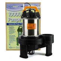 Aquascape PRO 10000 Solids Handling Skimmer & Pondless Waterfall Vault Pump