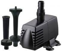 Hampton Water Gardens 600 GPH Pump & Fountain Head Kit