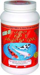 Microbe-Lift Legacy High Growth & Energy Koi & Goldfish Food - 2 lbs. 4 oz.