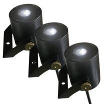 Kasco WaterGlow LED 3-Light Kit, 50 ft. Power Cord,EXTRA SHIPPING CHARGES APPLY, PLEASE CALL FOR QUOTE