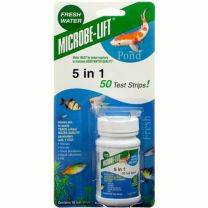 Microbe Lift 5-in-1 Test Strips