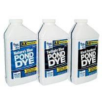 Pond Logic Nature's Blue Pond Dye - 1 Quart