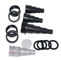 ProEco Products Hose Tail Adapter Set for CPF-1600, CPF-2000 & CPF-4000 and EZ-PRESS 2000, 3000 & 4000 Pressure Filters