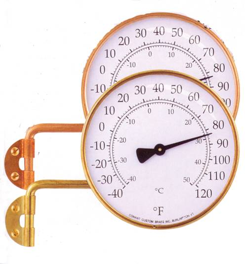 Outdoor Clocks & Weather Stations